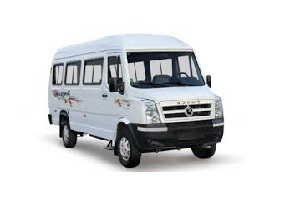 tempo traveller hire udaipur