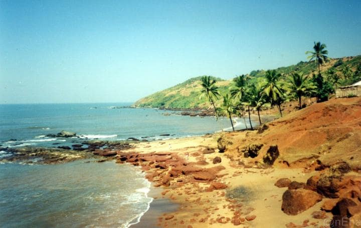 north goa tour by car