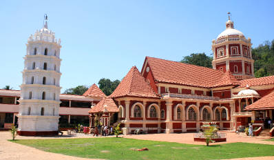 shanta durga temple south goa tour